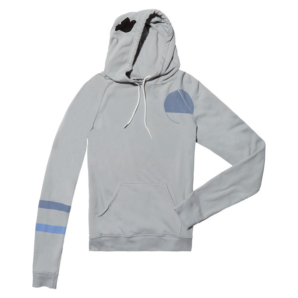 4-Color Hum Pullover Hoodie