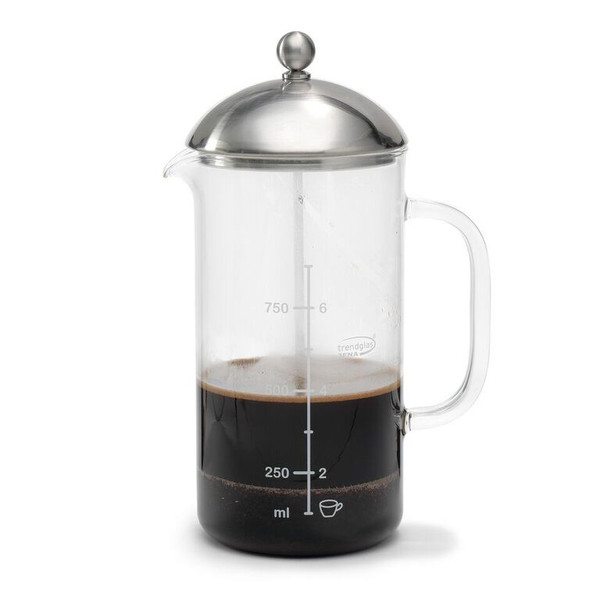 TRENDGLAS JENA 8-Cup German Glass French Press