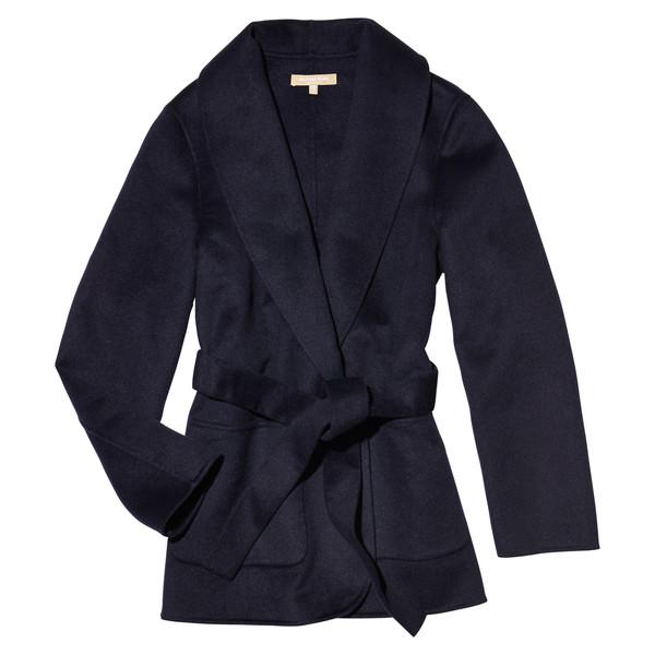 Bathrobe Jacket