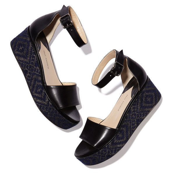 Bergen Wedge Sandal
