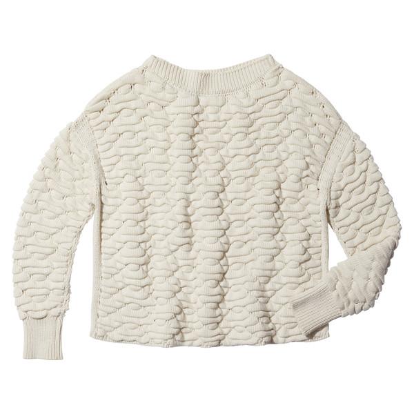 Blanco Sweater