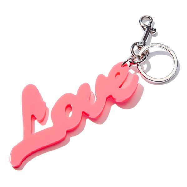 """""""Love"""" Keychain Pink"""