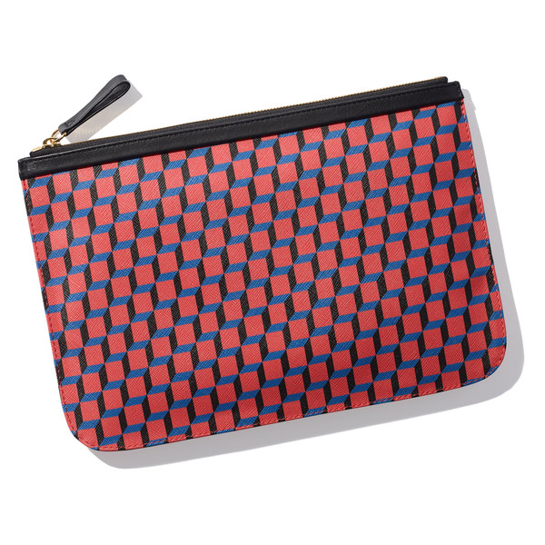 cube print pouch