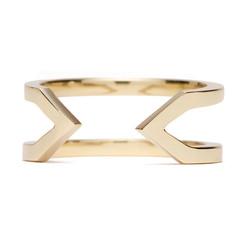 Dagger Midi Ring