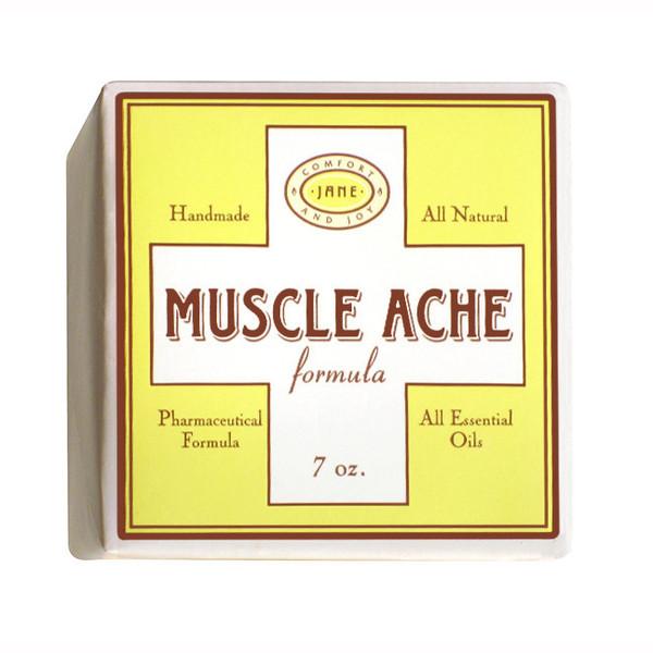 Effervescent Cube Muscle Ache Bath