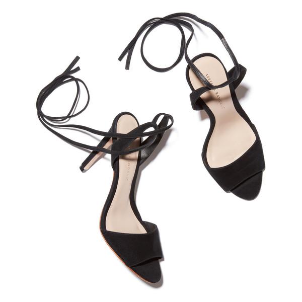 Ellie Ankle-Tie Sandal