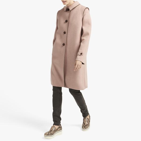 Frayed Edge Coat
