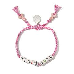 Girls Rule Bracelet