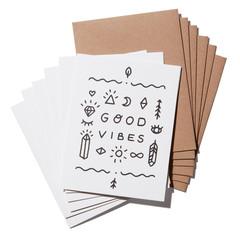 Good Vibes Card