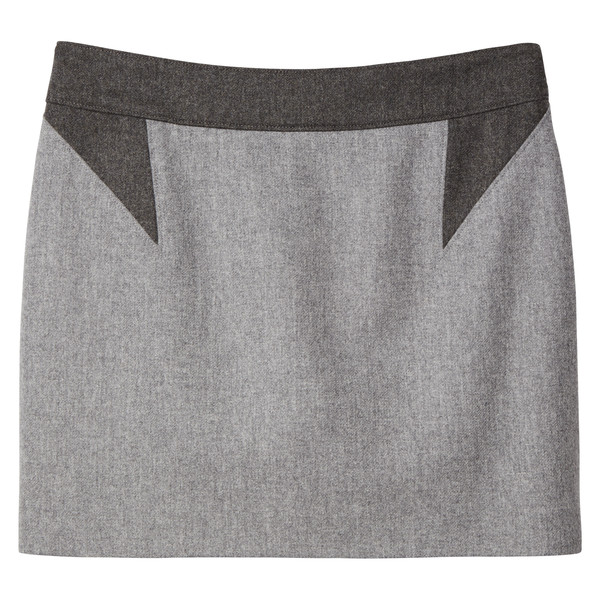 GP's Grey & Black Skirt