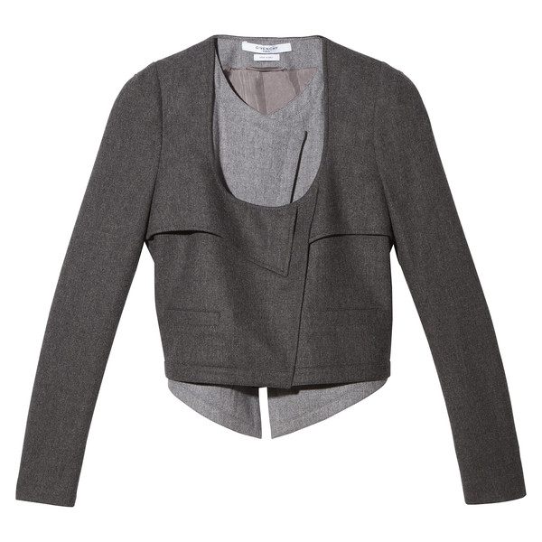 GP's Grey Wool Jacket