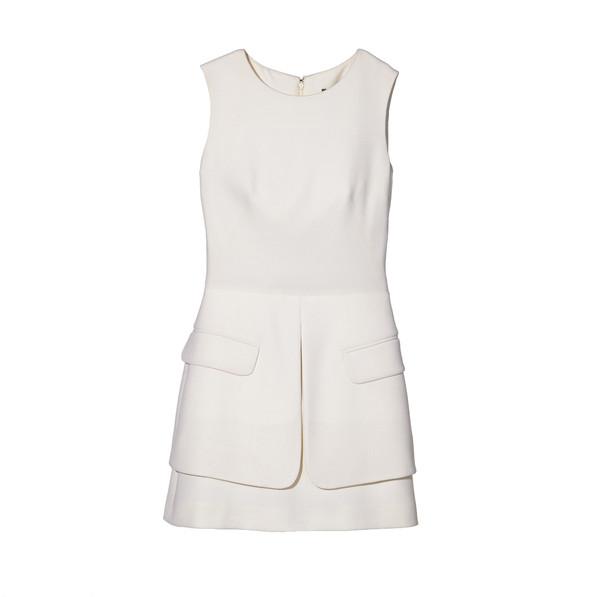 GP's Pocket Layered front dress