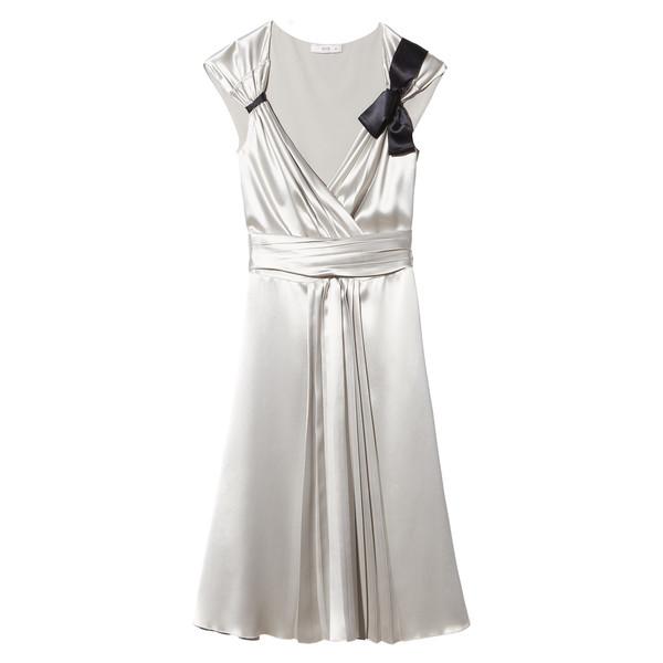 GP's Silver Dress