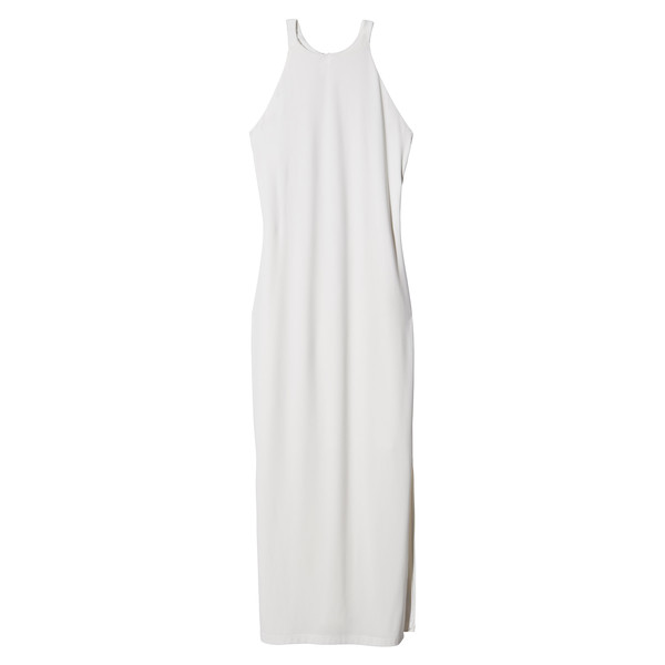 GP's White Dress