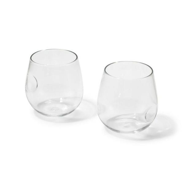 Hand-Blown White Wine Glass