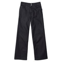 High Rise Wide Leg Jean