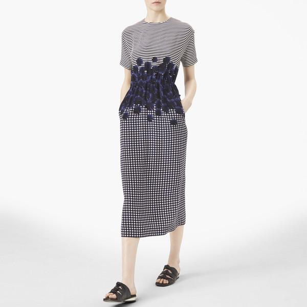 MOTHER OF PEARL x goop irvetta dress