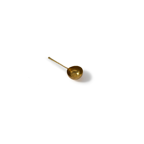 Japanese Brass Coffee Scoop