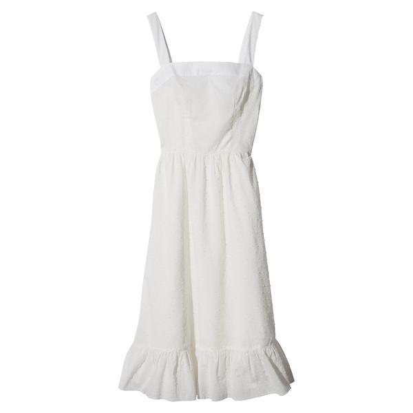 Jennifer Meyer's White Dress