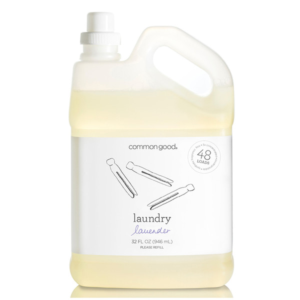 COMMON GOOD Laundry Detergent: Lavender