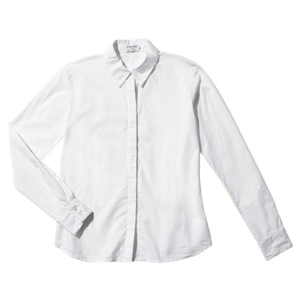 le classic poplin shirt