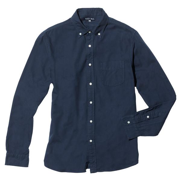 navy sport shirt