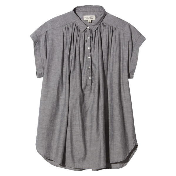 Normandy Shirt in Chambray