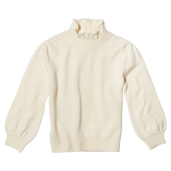 Peasant Sleeve Sweater