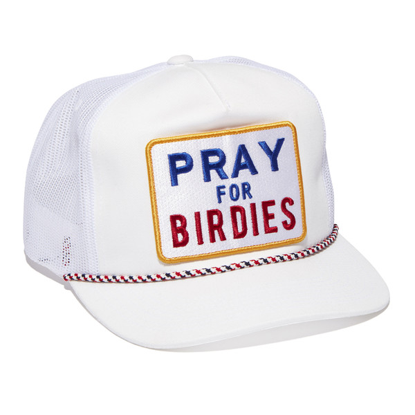 Pray For Birdies Hat