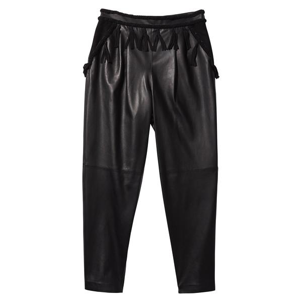 Rachel Zoe's Leather Pants