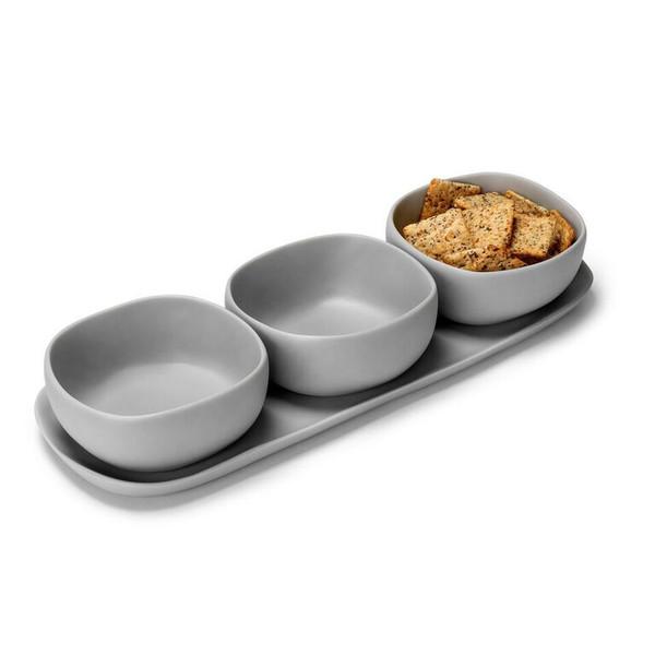 Resin Tray Of Bowls