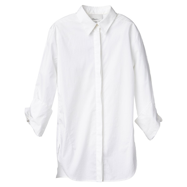 Rolled Sleeve Shirt