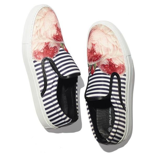 satin achilles sneakers