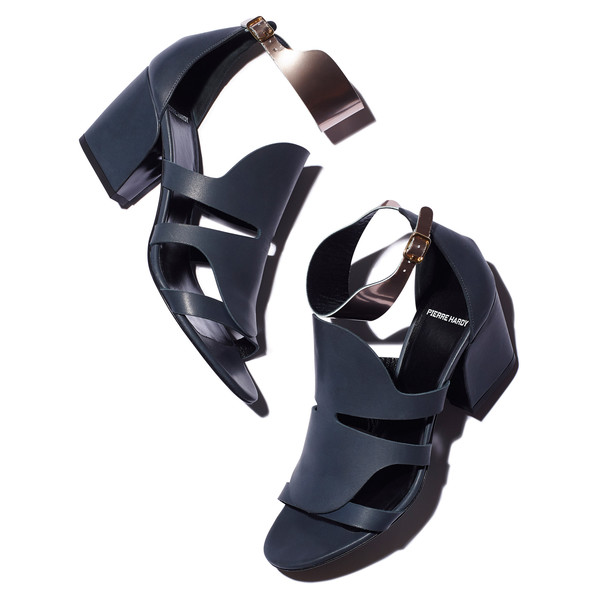 scarpa mid block heel sandal