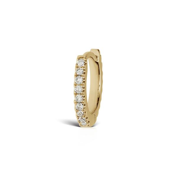 Small Diamond Eternity Ring
