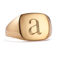 Square Pinky Ring