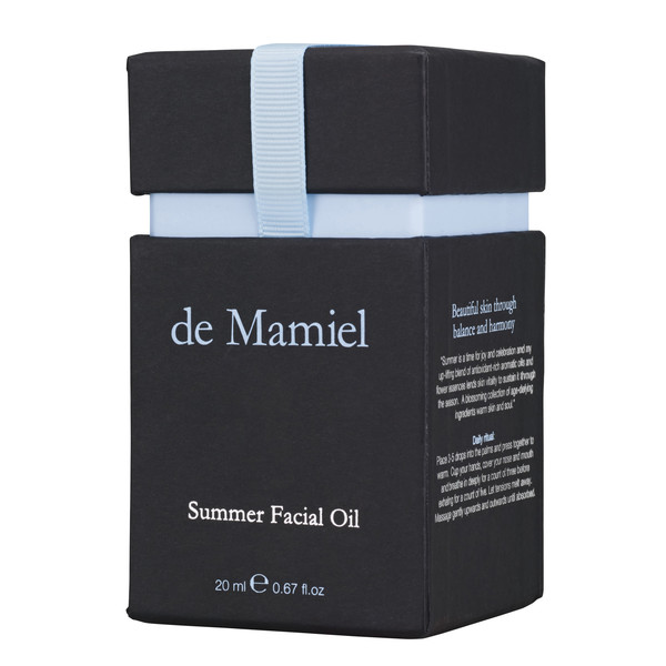 DE MAMIEL Summer Facial Oil
