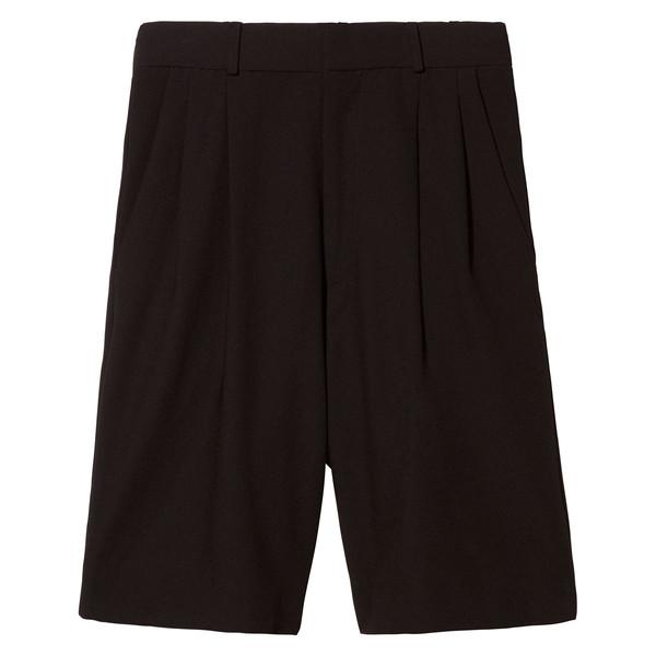 Tailored Piqué Shorts