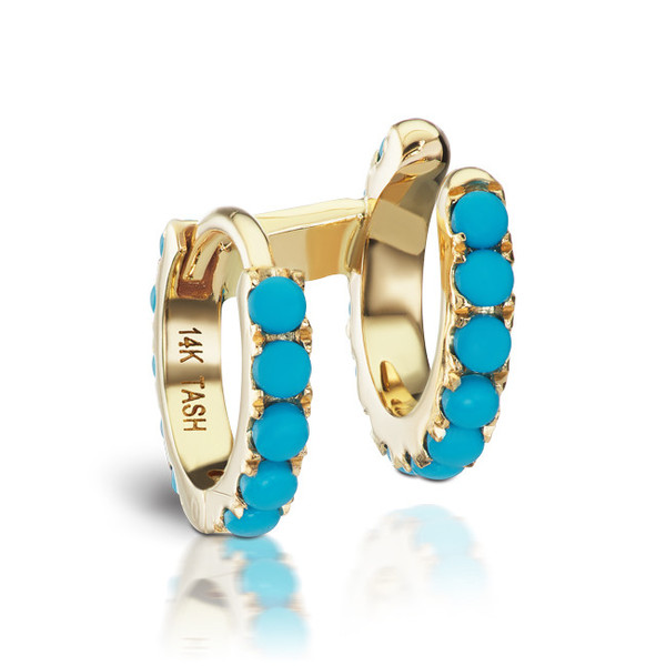 Turquoise Piercing and Cuff Eternity