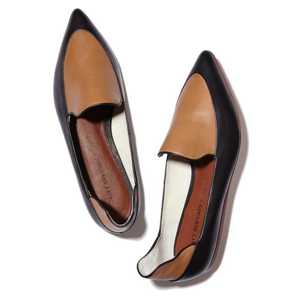 Verona Pointed Toe Smoking Shoe