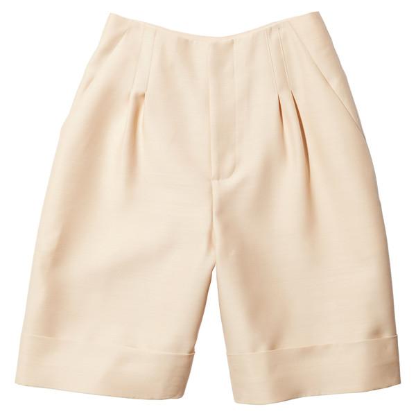 Wide Leg Bermuda Short