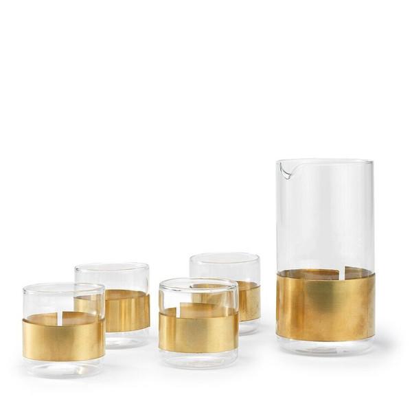 SERAX Copper Chemistry Glass