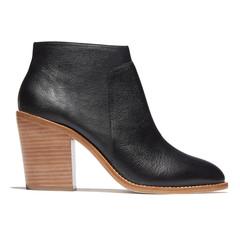 Ella ankle boots Black