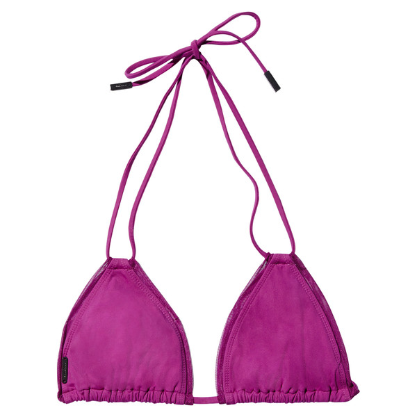 emily classic triangle top Amethyst