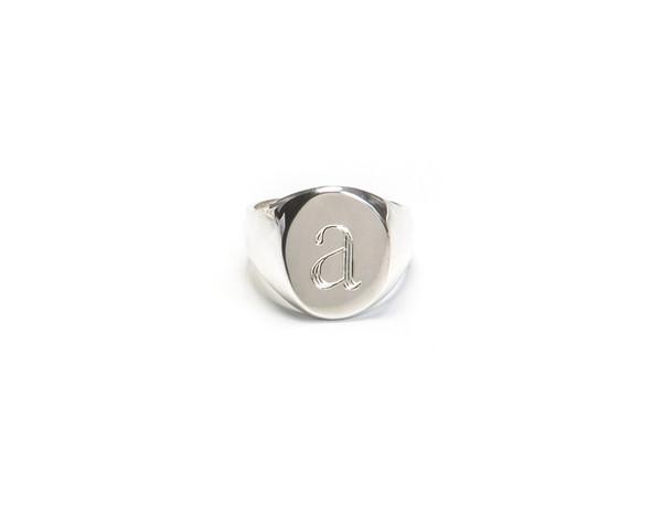 Lana Pinky Ring Silver
