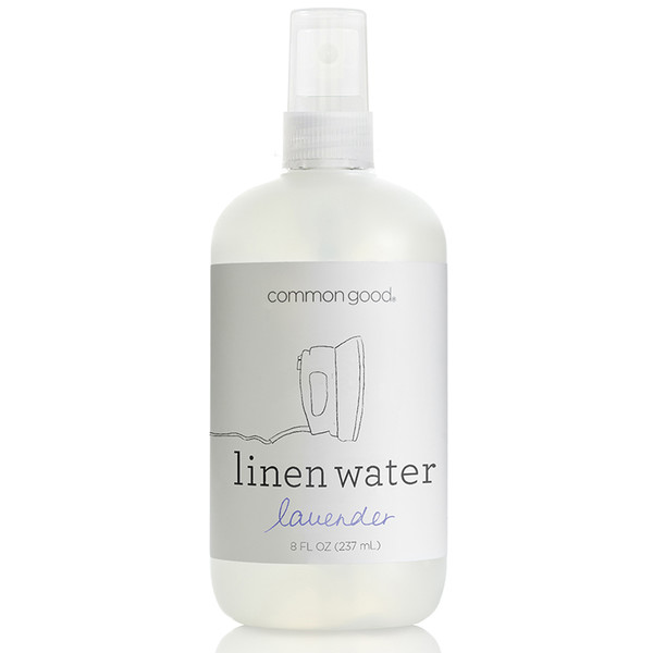 COMMON GOOD Linen Water: Lavender