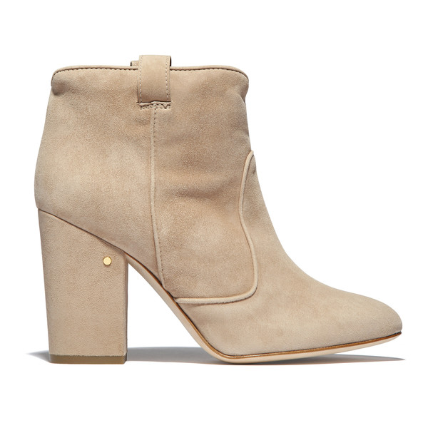 Pete Ankle Boot Beige