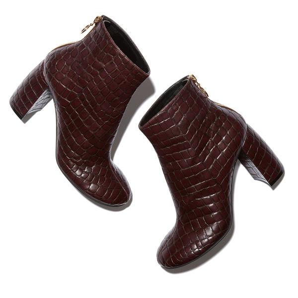 Alter Croc High-Heel Boot