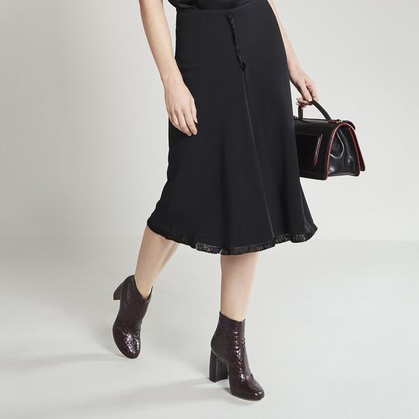 Bethany Stretch Cady Skirt