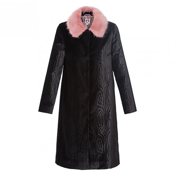 Marie Velvet Coat